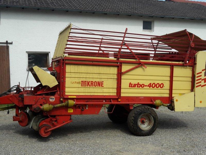 Ladewagen des Typs Krone Turbo 4000, Gebrauchtmaschine in Alling (Bild 1)
