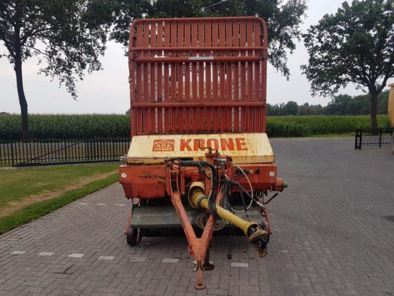 Ladewagen tip Krone Turbo 5000, Gebrauchtmaschine in Vriezenveen (Poză 10)