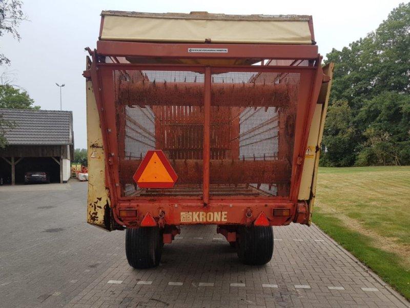 Ladewagen tip Krone Turbo 5000, Gebrauchtmaschine in Vriezenveen (Poză 9)