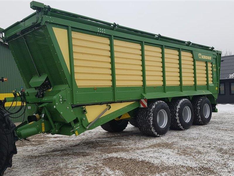 Ladewagen типа Krone TX 560 Lastrumsafdækning,Vægt,hydraulisk aflæsningshjælp, Gebrauchtmaschine в Varde (Фотография 1)