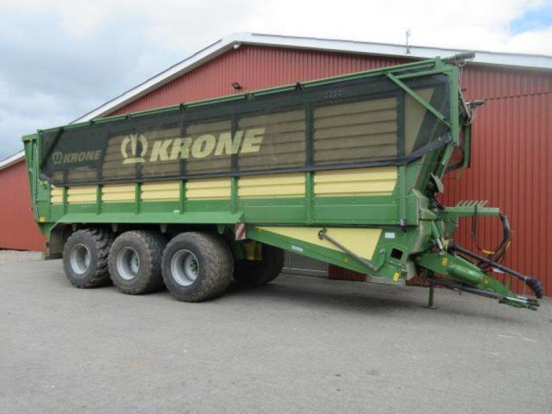 Ladewagen типа Krone TX 560, Gebrauchtmaschine в Ribe (Фотография 1)