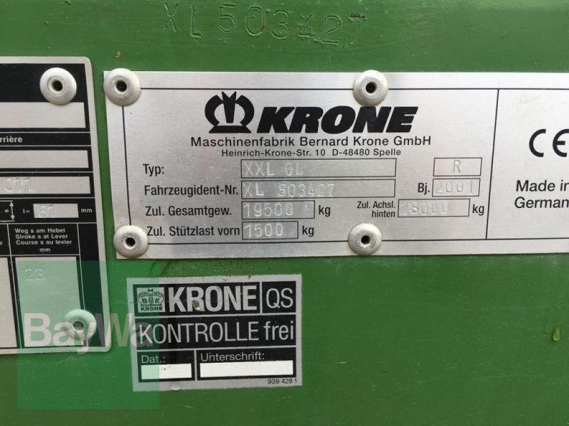 Ladewagen des Typs Krone XXL  R/GL, Gebrauchtmaschine in Obertraubling (Bild 25)