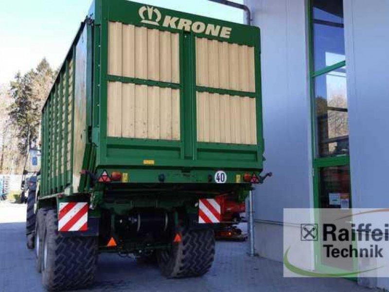 Ladewagen des Typs Krone ZX 400 GD, Gebrauchtmaschine in Preetz (Bild 2)