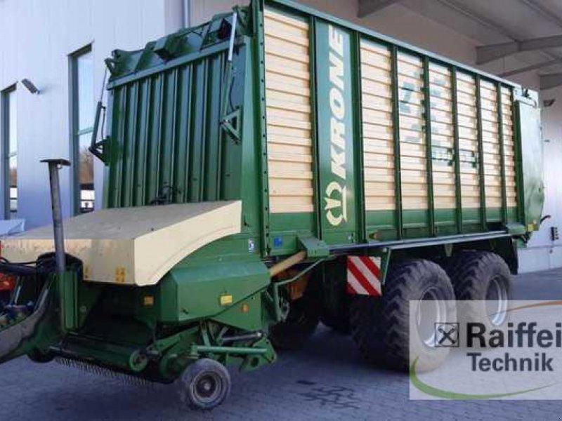 Ladewagen des Typs Krone ZX 400 GD, Gebrauchtmaschine in Preetz (Bild 1)