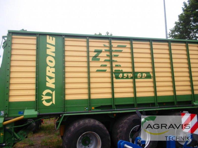 Ladewagen типа Krone ZX 450 GD, Gebrauchtmaschine в Gyhum-Nartum (Фотография 2)
