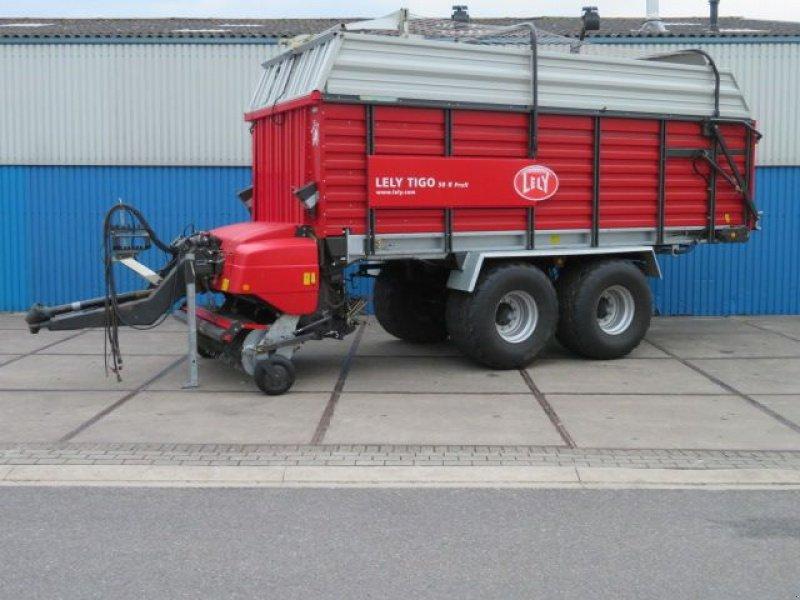 Ladewagen typu Lely Tigo 50 R Profi, Gebrauchtmaschine v Joure (Obrázok 1)