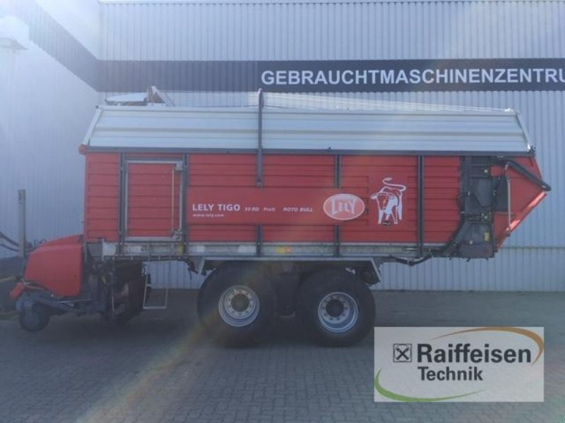 Ladewagen of the type Lely Tigo 50 RD Profi Roto Bull, Gebrauchtmaschine in Holle (Picture 1)