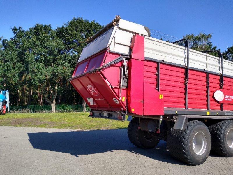 Ladewagen a típus Lely TIGO 60 RD PROFI, Gebrauchtmaschine ekkor: Sittensen (Kép 3)