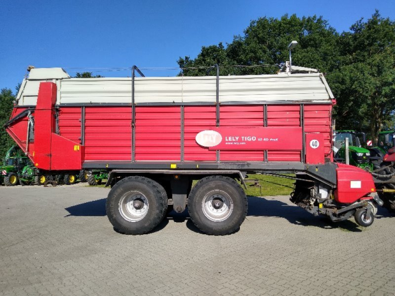 Ladewagen a típus Lely TIGO 60 RD PROFI, Gebrauchtmaschine ekkor: Sittensen (Kép 2)
