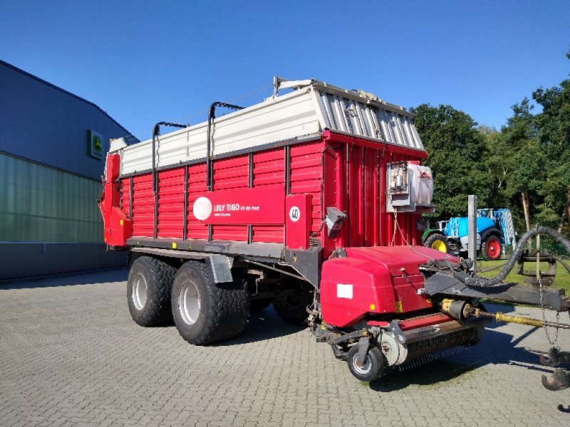 Ladewagen a típus Lely TIGO 60 RD PROFI, Gebrauchtmaschine ekkor: Sittensen (Kép 1)