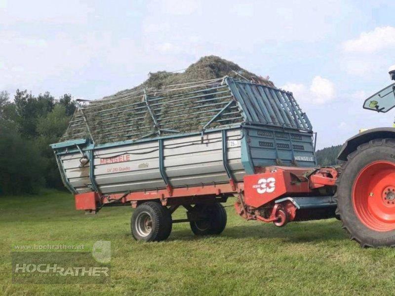 Ladewagen типа Mengele 310 Quadro, Gebrauchtmaschine в Kronstorf (Фотография 1)