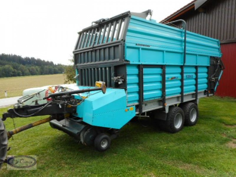 Ladewagen des Typs Mengele Euromat 539/2 TA, Gebrauchtmaschine in Münzkirchen (Bild 1)