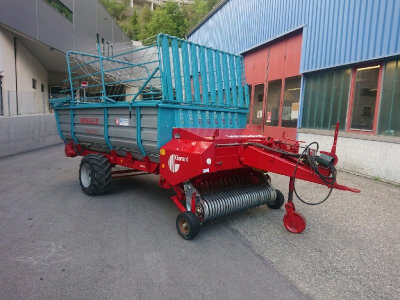 Ladewagen tipa Mengele Garant 325 T Ladewagen, Gebrauchtmaschine u Chur (Slika 1)