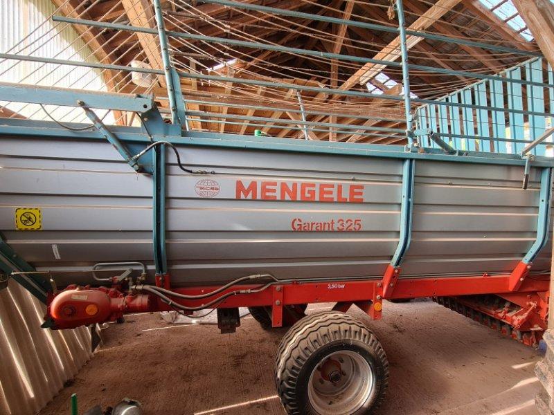 Ladewagen des Typs Mengele Garant 325, Gebrauchtmaschine in Lahr (Bild 1)