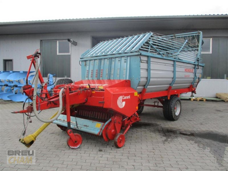 Ladewagen tipa Mengele Garant 430, Gebrauchtmaschine u Cham (Slika 1)