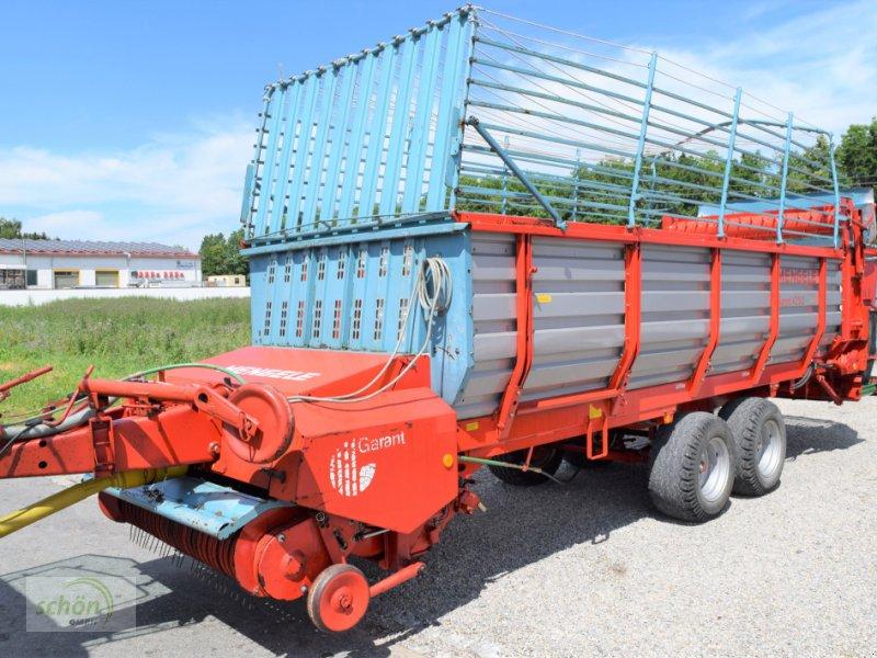 Ladewagen des Typs Mengele Garant 435/3 im guten Zustand mit Bordhydraulik und el. Bedienung, Gebrauchtmaschine in Burgrieden (Bild 1)