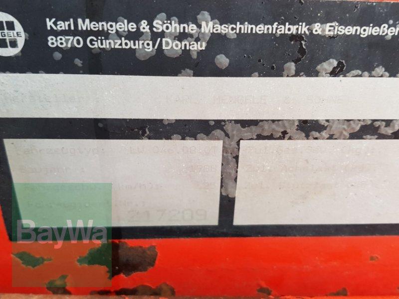 Ladewagen des Typs Mengele Garant 435, Gebrauchtmaschine in Bamberg (Bild 5)