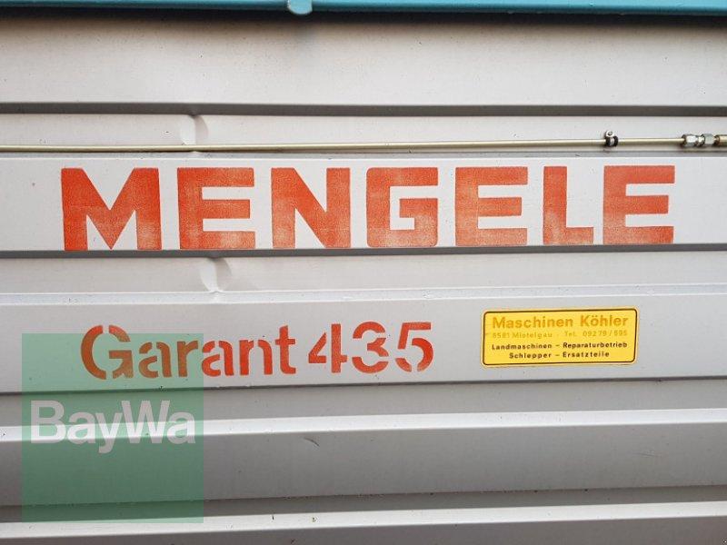 Ladewagen des Typs Mengele Garant 435, Gebrauchtmaschine in Bamberg (Bild 4)
