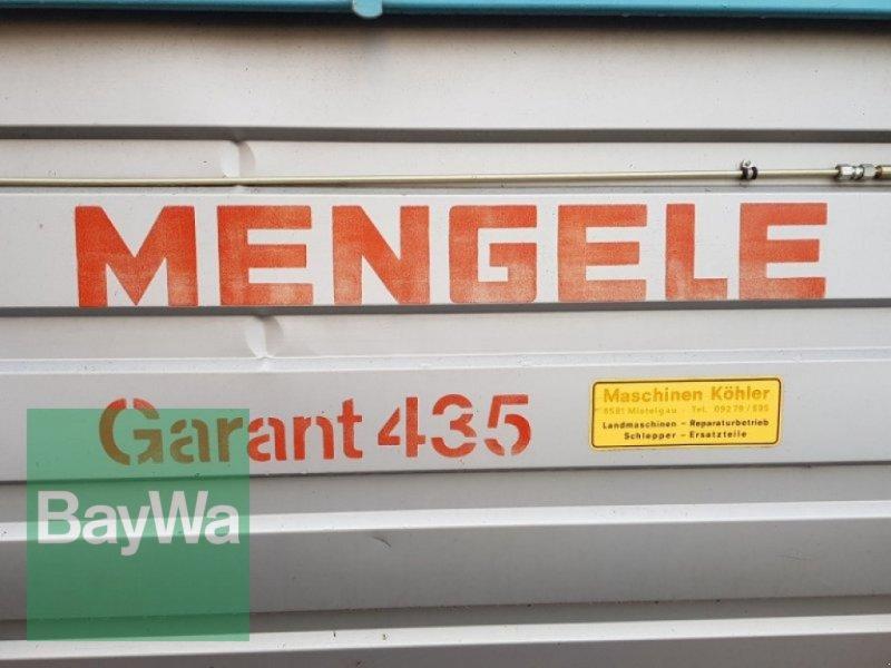 Ladewagen des Typs Mengele Garant 435, Gebrauchtmaschine in Bamberg (Bild 9)