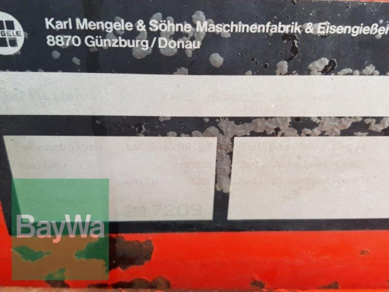 Ladewagen des Typs Mengele Garant 435, Gebrauchtmaschine in Bamberg (Bild 10)