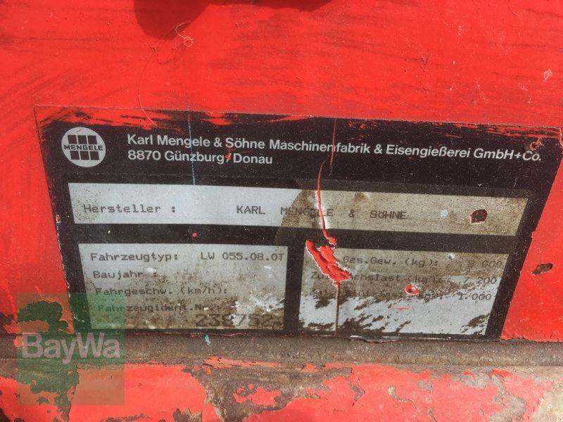 Ladewagen des Typs Mengele GARANT 545, Gebrauchtmaschine in Waldkirchen (Bild 5)