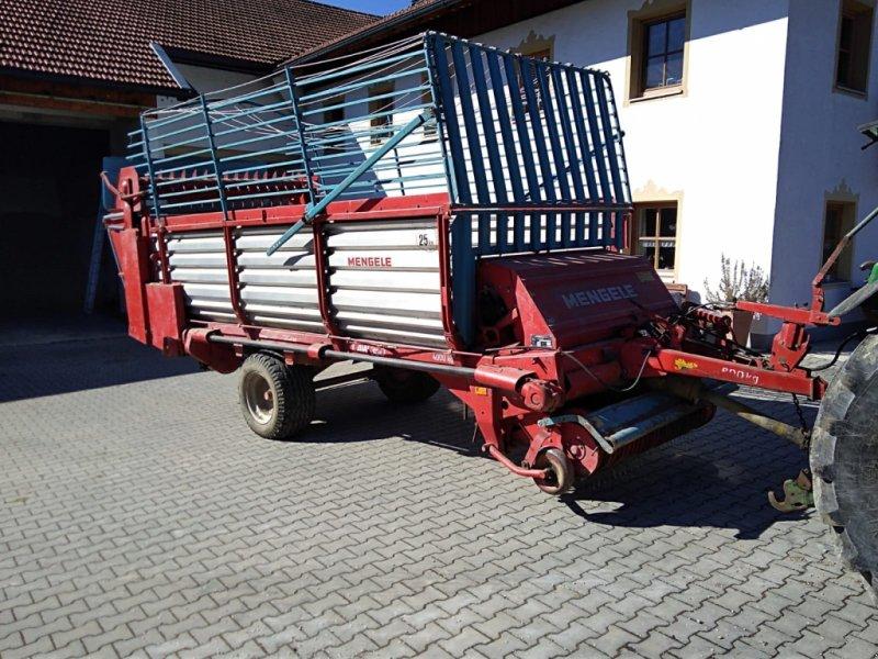Ladewagen des Typs Mengele LAW 350, Gebrauchtmaschine in St. Georgen (Bild 1)