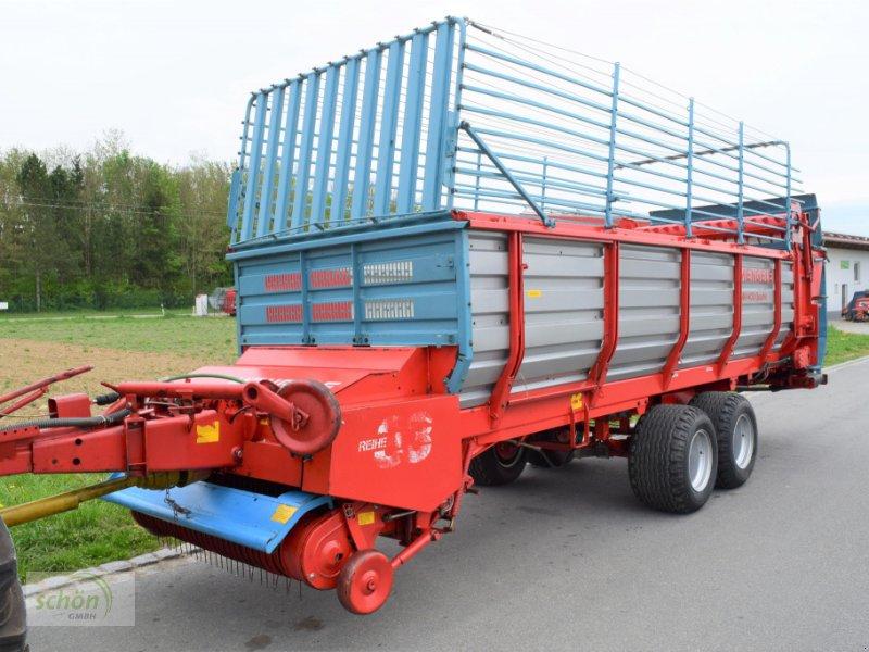 Ladewagen typu Mengele LAW 400 C Quadro Reihe 33 - im guten Zustand und mit neuen 19-er Breitreifen, Gebrauchtmaschine v Burgrieden (Obrázok 1)