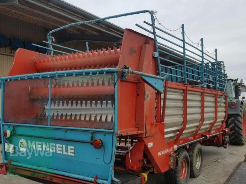 Ladewagen des Typs Mengele LAW 400, Gebrauchtmaschine in Oettingen (Bild 3)