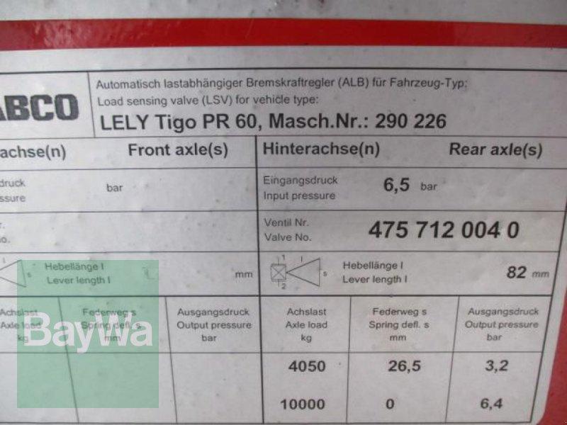 Ladewagen des Typs Mengele LELY  TIGO PR 60  # 621, Gebrauchtmaschine in Schönau b.Tuntenhaus (Bild 17)