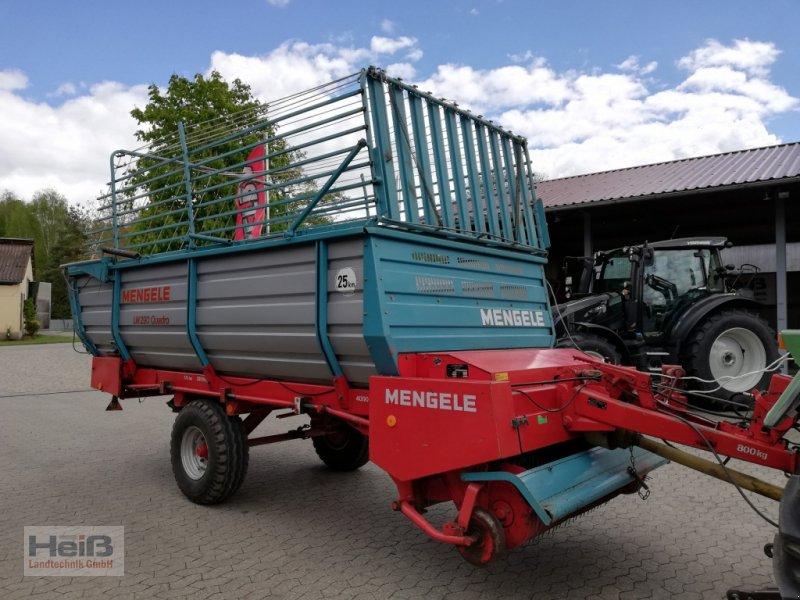 Ladewagen типа Mengele LW 290 Quadro, Gebrauchtmaschine в Merkendorf (Фотография 1)