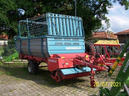 Ladewagen des Typs Mengele LW 290 S Quadro, Gebrauchtmaschine in Murnau (Bild 1)