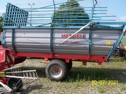 Ladewagen des Typs Mengele LW 290 S Quadro, Gebrauchtmaschine in Murnau (Bild 2)