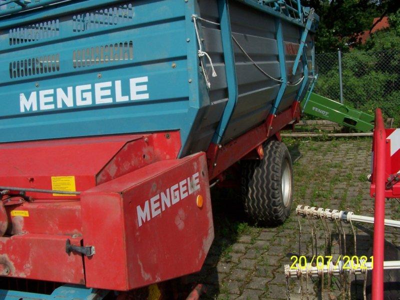 Ladewagen des Typs Mengele LW 290 S Quadro, Gebrauchtmaschine in Murnau (Bild 5)