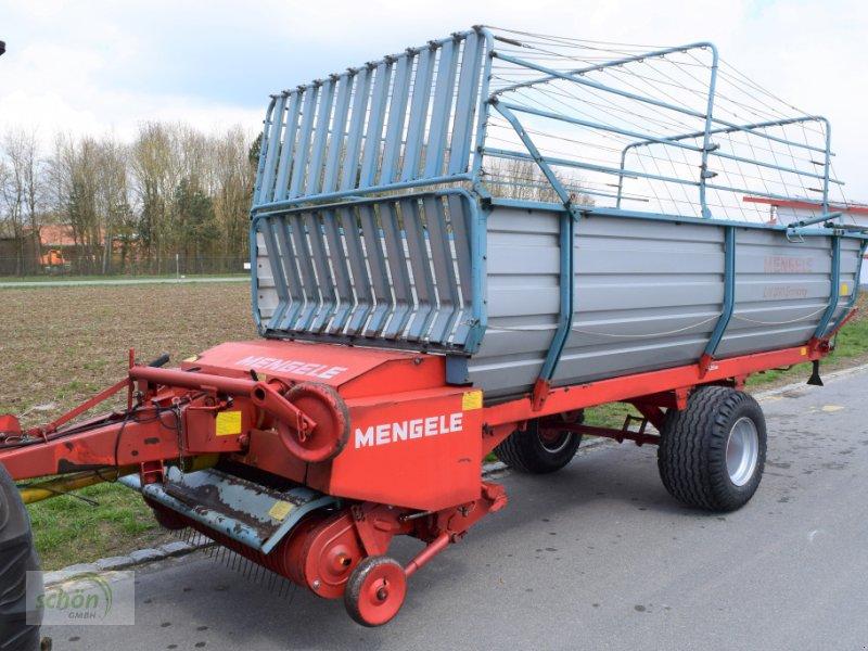 Ladewagen des Typs Mengele LW 300 Economy ein Leichtbau-Ladewagen mit neuen 19-er Breitreifen - wenig gelaufen, Gebrauchtmaschine in Burgrieden (Bild 1)
