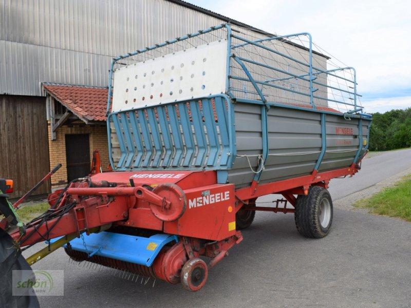 Ladewagen типа Mengele LW 300 Economy - ein leichter Ladewagen - die ABE ist vorhanden, Gebrauchtmaschine в Amtzell (Фотография 1)