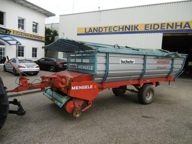 Ladewagen типа Mengele LW 310 Quadro, Gebrauchtmaschine в Burgkirchen (Фотография 1)