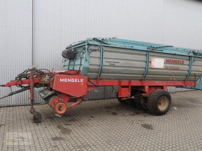 Ladewagen типа Mengele LW 310 Quadro, Gebrauchtmaschine в Pfreimd (Фотография 1)