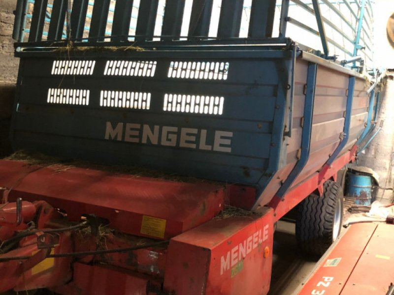 Ladewagen типа Mengele LW 310 Quadro, Gebrauchtmaschine в Pfullendorf (Фотография 1)