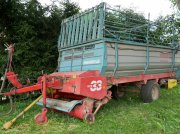 Mengele LW 310 Quadro szállító pótkocsi