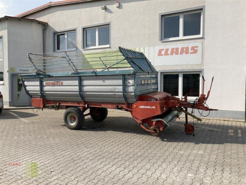 Ladewagen des Typs Mengele LW 310, Gebrauchtmaschine in Aurach (Bild 1)