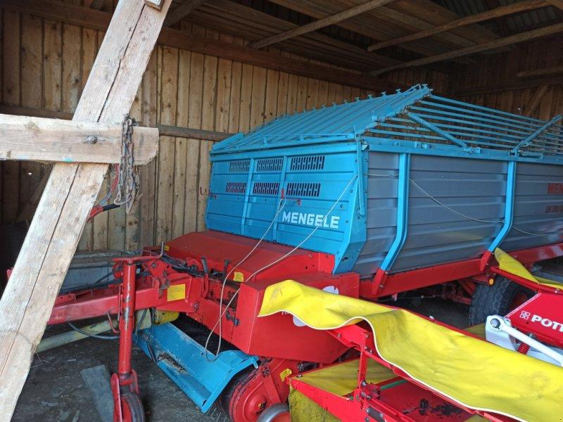 Ladewagen a típus Mengele LW 310, Gebrauchtmaschine ekkor: Floß (Kép 1)