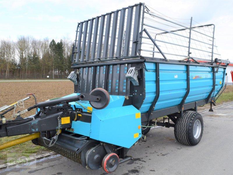 Ladewagen a típus Mengele LW 325 Garant 325 im Topzustand und mit neuen 19-er Breitreifen - und mit vier Förderschwingen, Gebrauchtmaschine ekkor: Burgrieden (Kép 1)