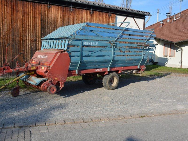 Ladewagen типа Mengele LW 330, Gebrauchtmaschine в Rottenburg (Фотография 1)