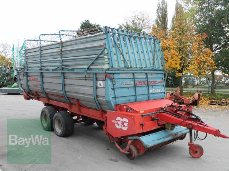 Ladewagen des Typs Mengele LW 370, Gebrauchtmaschine in Straubing (Bild 5)