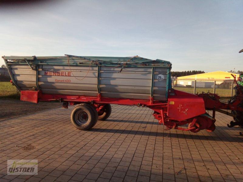 Ladewagen типа Mengele LW 430 Garant, Gebrauchtmaschine в Eslarn (Фотография 1)