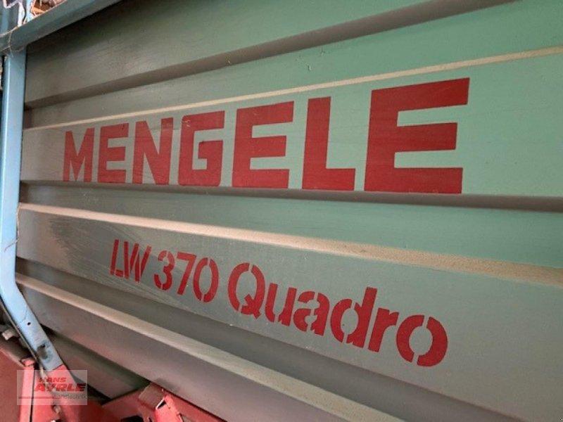 Ladewagen типа Mengele LW370, Gebrauchtmaschine в Steinheim (Фотография 1)