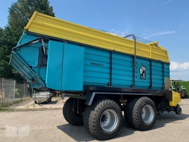 Ladewagen des Typs Mengele Roto Bull 6000/2 aufgearbeitet in 2021, Gebrauchtmaschine in Pragsdorf (Bild 1)