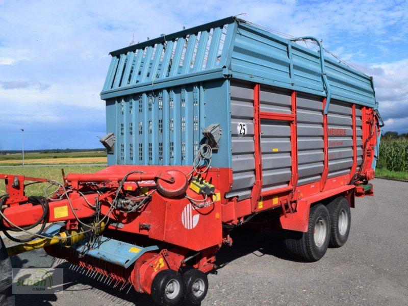Bild Mengele Super Garant 538/2 - mit einer Topausstattung - im guten Zustand - 40-km/h-Zulassung möglich