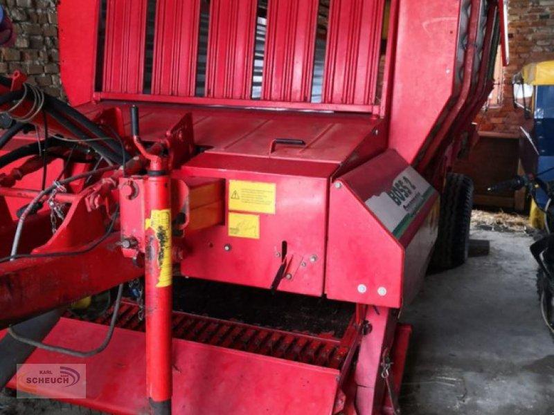 Ladewagen a típus Pöttinger Boss 2, Gebrauchtmaschine ekkor: Zeillern (Kép 1)