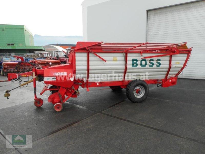 Ladewagen des Typs Pöttinger BOSS IT, Gebrauchtmaschine in Klagenfurt (Bild 1)